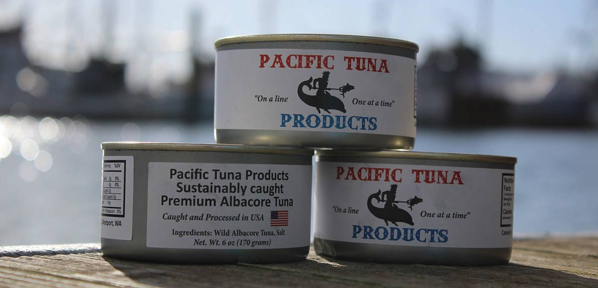 Pacific Tuna Products - Canned Tuna